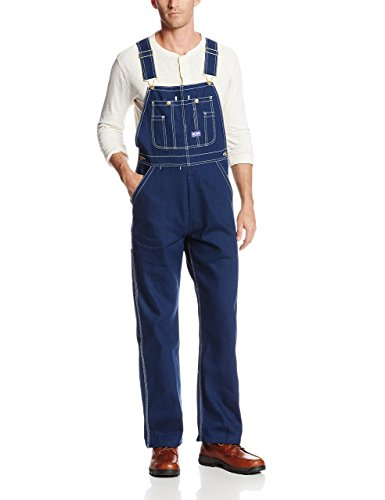 Big Smith Rigid Denim Bib Overall
