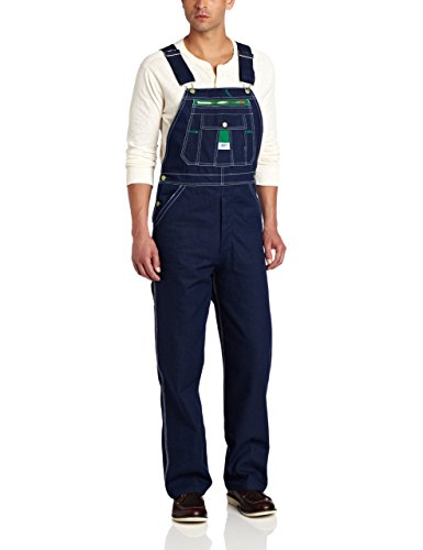 Liberty Rigid Denim Men's Bib Overalls