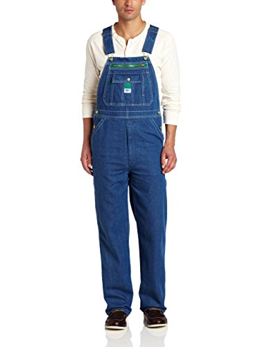 Liberty Stonewashed Men's Bib Overall